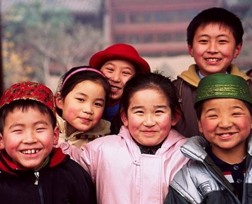 טיול לסין עם ילדים