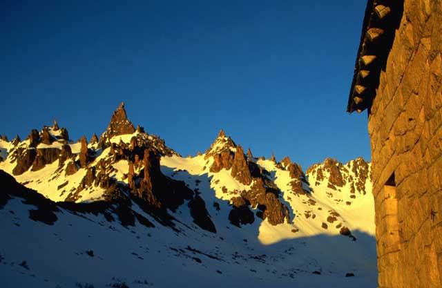 טיול לארגנטינה וצ'ילה- איש העולם