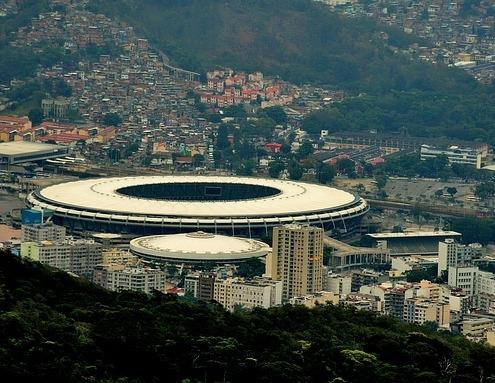 המרקאנה, ריו, טיולים בברזיל