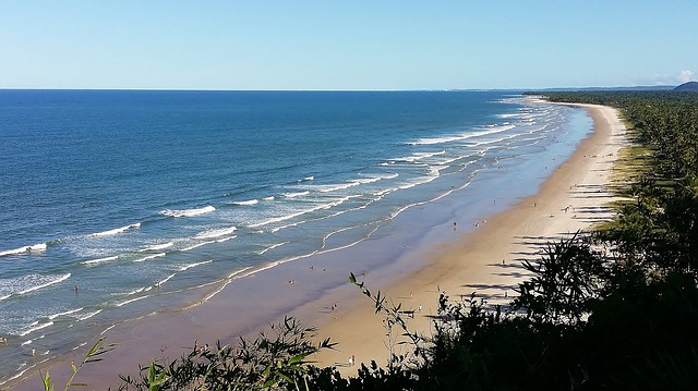 חופי איטאקרה, טיול לברזיל