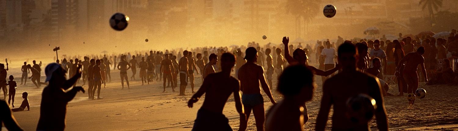 טיול לברזיל- איש העולם