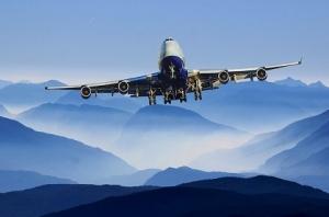 טיסה הביתה
