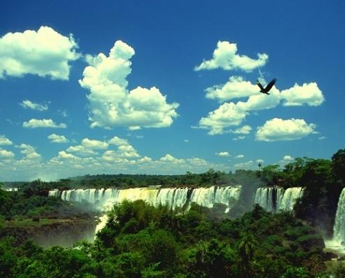 טיול לברזיל וארגנטינה, מפלי האיגוואסו