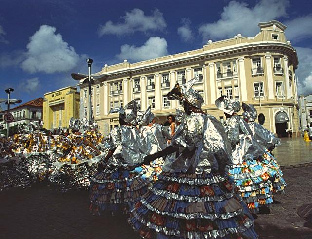 נשות קנדומבלה, סלבדור, טיול לברזיל