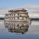 סירה במנאוס, טיול לברזיל לשבועיים