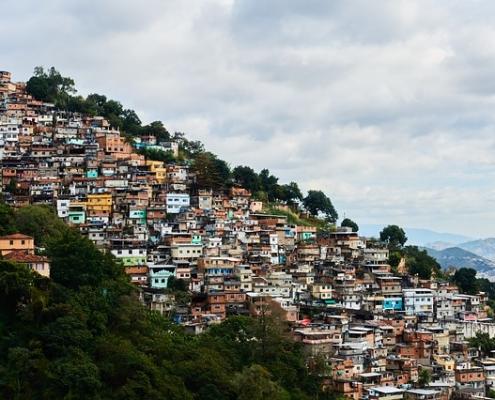 פאבלה, ריו דה ז'נרו, טיול לברזיל