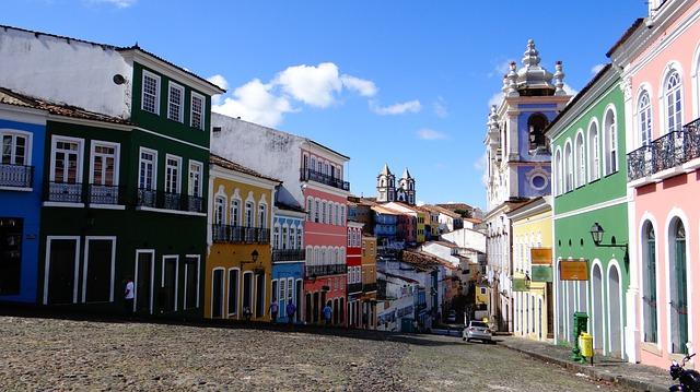פלוריניו, סלבדור, טיול לברזיל