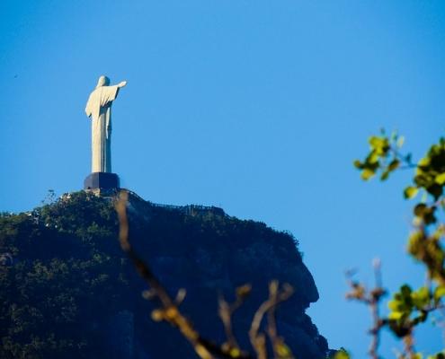 קורקובדו, ריו דה ז'נרו, טיולים בברזיל