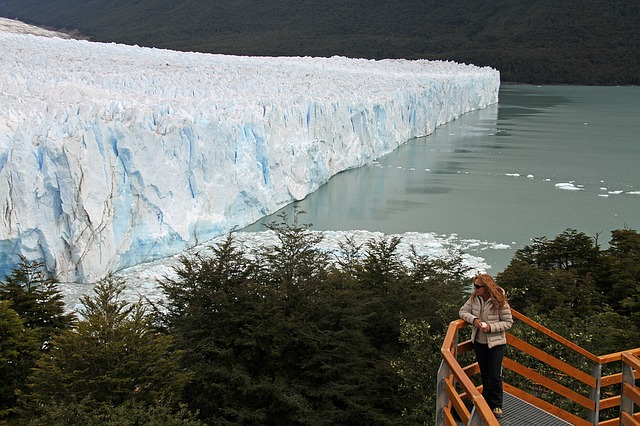 קרחון פריטו מורנו, טיול לארגנטינה