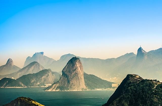 ריו דה ז'נרו, טיול לברזיל