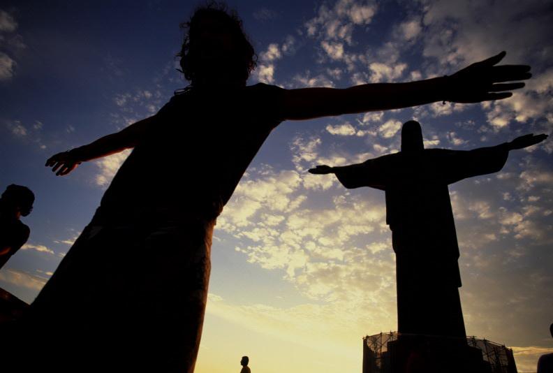 הפסל של ישו, ריו דה ז'נרו