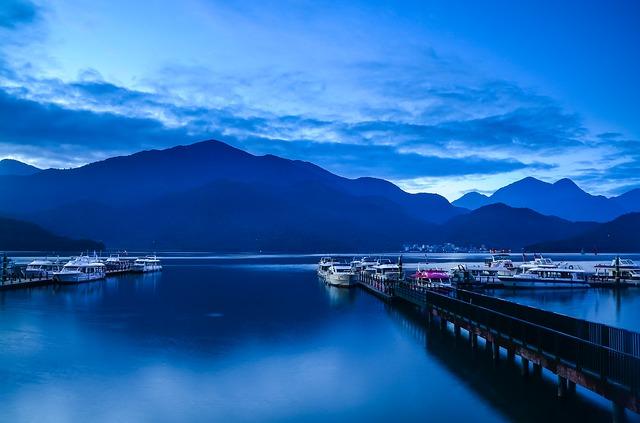 אגם השמש והירח, טאיוון