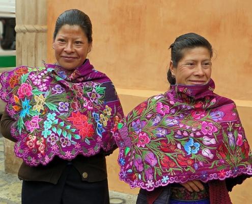אינדיאנים, טיולים במקסיקו
