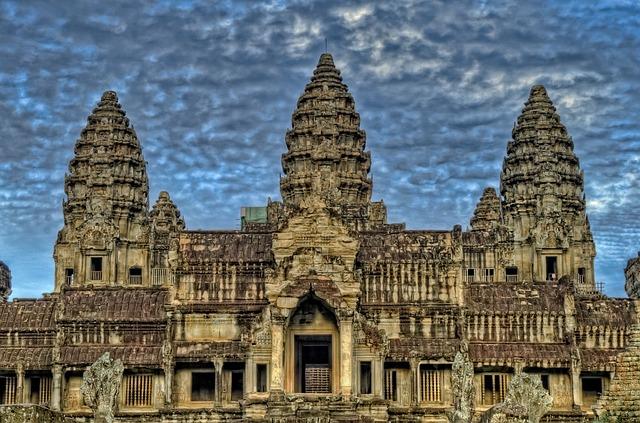 אנגקור וואט, טיול לקמבודיה