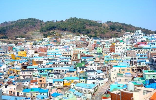 בוסאן, דרום קוריאה