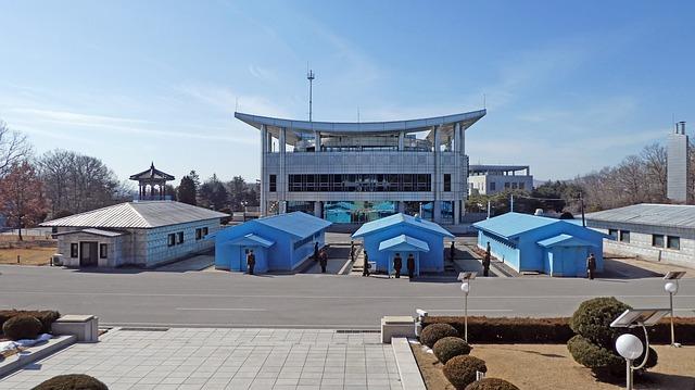 האיזור המפורז, קוריאה