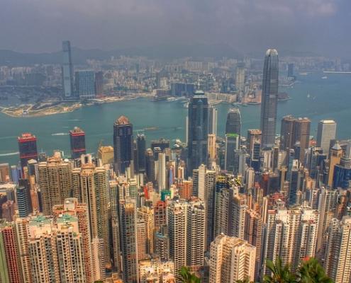 הונג קונג, טיול לסין