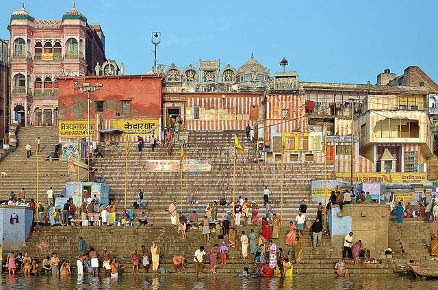 ורנאסי, הודו