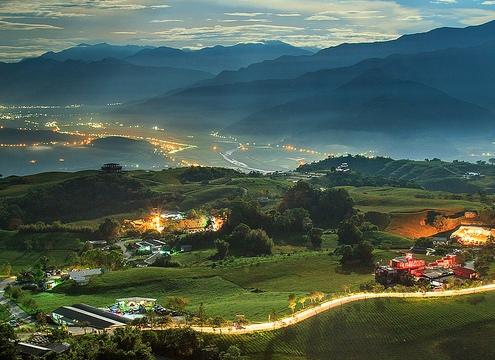 כביש החוף המזרחי, טיול לטאיוון