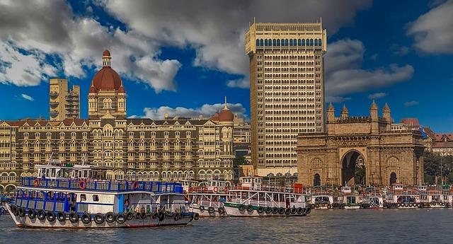 מומבאי, טיול להודו