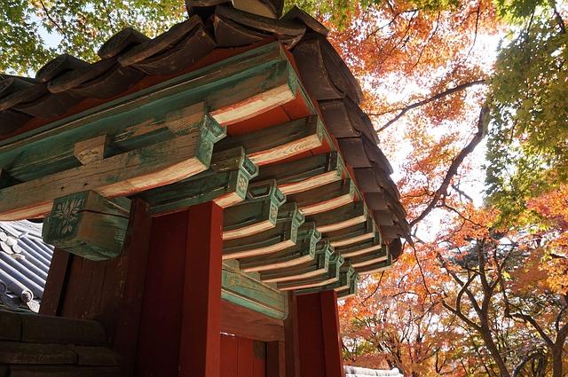 מקדש בולגוקסה, טיול לקוריאה