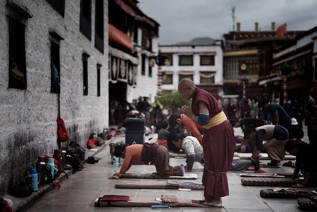 מקדש ג'וקאנג, להאסה, טיבט