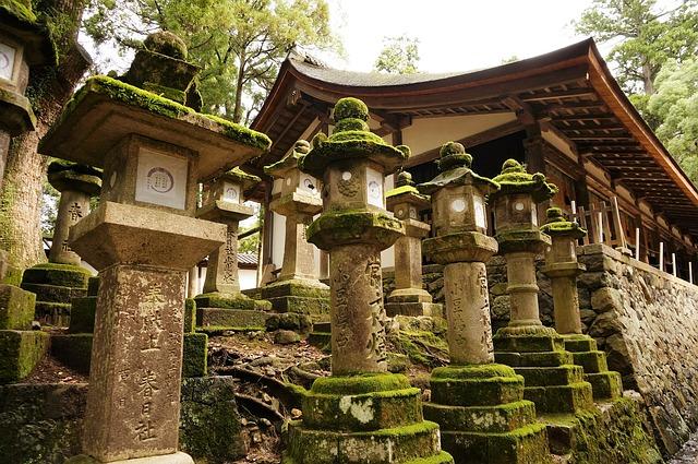 מקדש קאסוגה טאישה Kasuga Taisha
