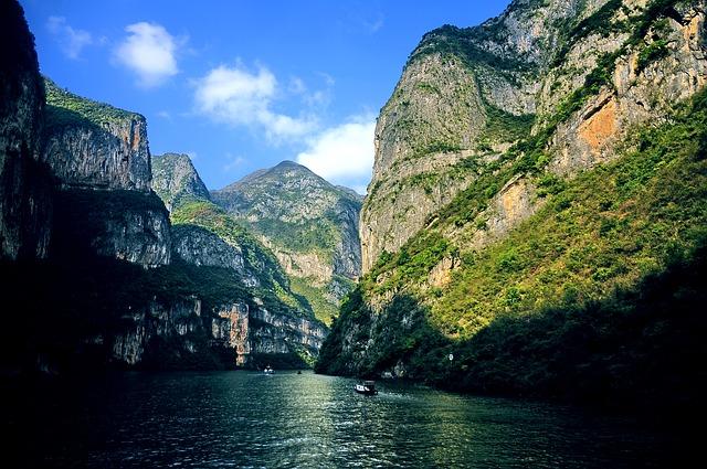 נהר היאנגצה, טיול לסין