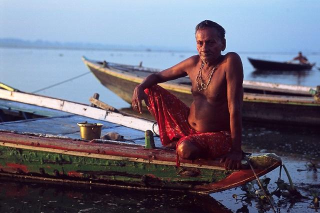 סירה על הגנגס, טיול להודו