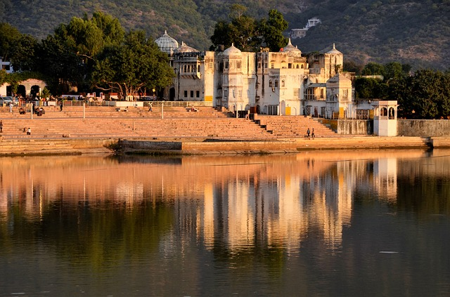 פושקאר, טיול להודו