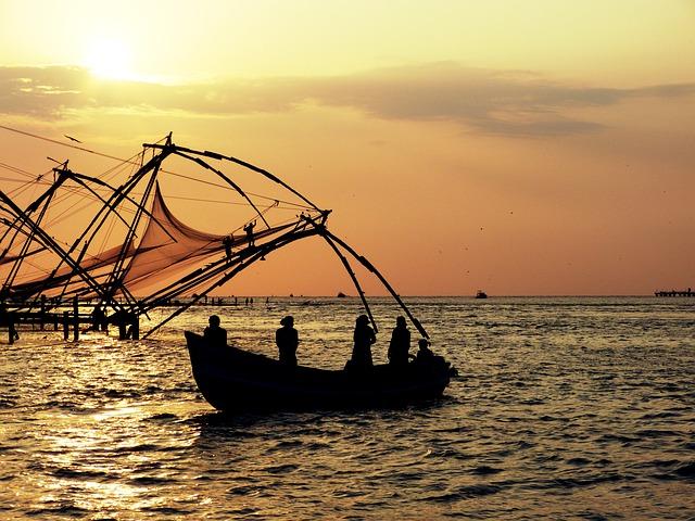 קוצ'י, טיול לדרום הודו