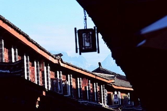 רחובות ליג'יאנג, סין