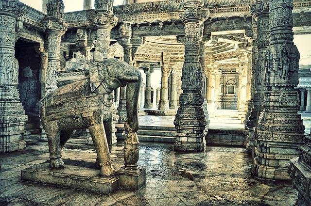 רנאקפור, טיול להודו