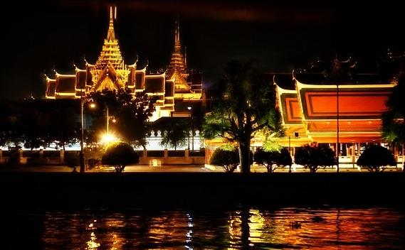 בנגקוק בלילה, תאילנד