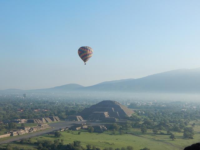 Teotihuacan-טיול במקסיקו