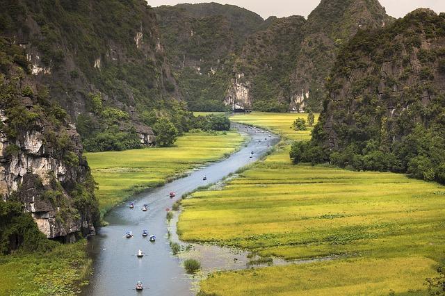 אזור נין בין, טיול לוייטנאם המלצות