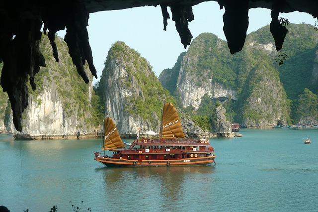 מפרץ האלונג, טיול לוייטנאם המלצות