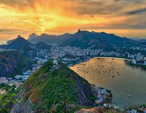 ריו דה ז'נרו טיול לברזיל