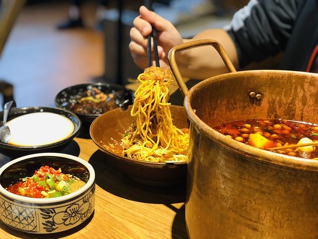 הוט פוט מאכל סיני