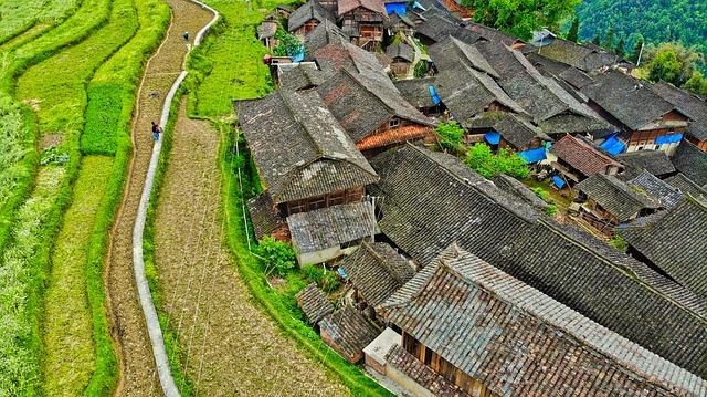 כפר בחבל גוויג'ו