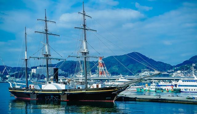 נמל נגאסאקי, קיושו