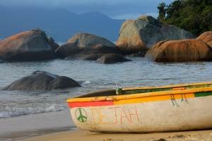 איליה גרנדה, חופי דרום ברזיל
