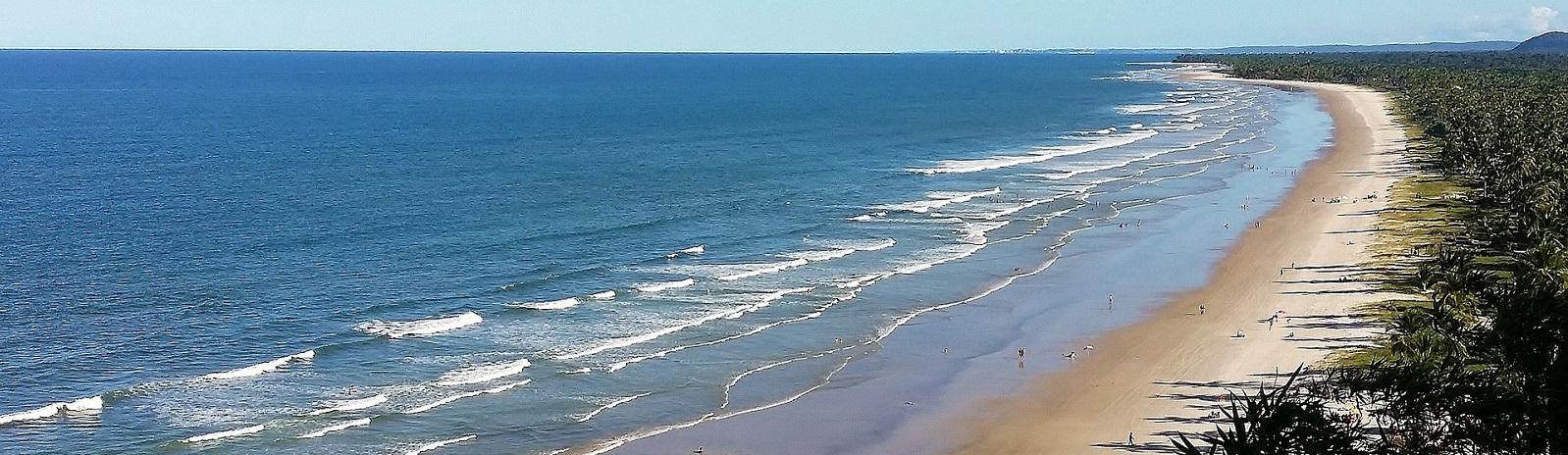 חופים בצפון ברזיל