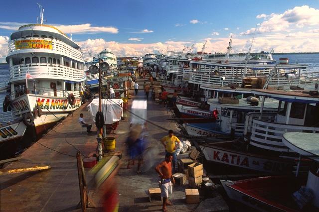 נמל מנאוס, טיול לברזיל אמזונס